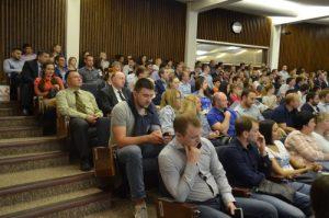 Работники ГБУ «МАЦ» приняли участие в Межотраслевой конференции Молодежного совета