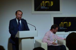 Руководство ГБУ «МАЦ» приняли участие в Moscow urban forum