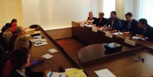 21 июля прошла очередная встреча сотрудников ГБУ МАЦ с жильцами