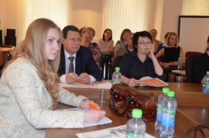 Ведущие специалисты по управлению МКД ГБУ «МАЦ» провели встречу с жителями