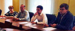 Встреча с жителями на тему: «Вопросы управления МКД в рамках подготовки и проведения капитального ремонта общего имущества многоквартирного дома».