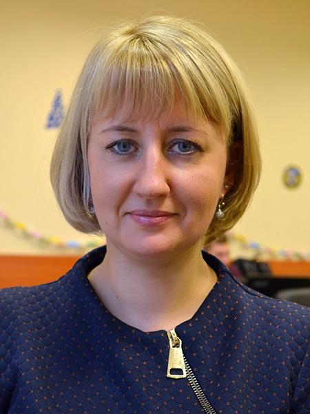 Крылова Галина Викторовна
