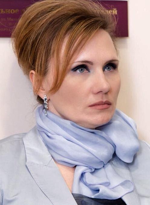 Руководитель ГБУ МАЦ Телегина Татьяна Васильевна