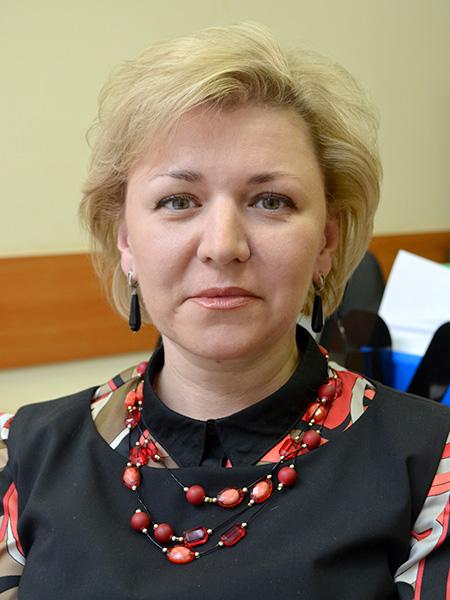 Севрюкова Алла Владимировна