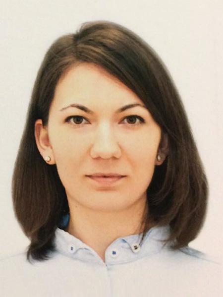 Габидулина Руфина Фаридовна