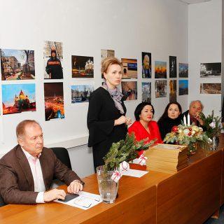 Телегина Татьяна Васильевна-открывает собрание