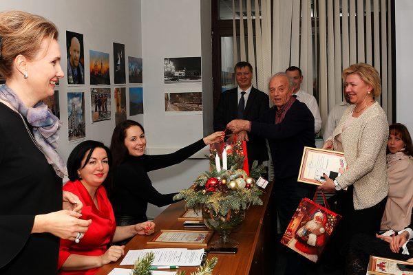 Награждение — 3 место — Севрюкова Алла Владимировна