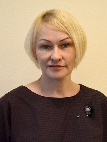 Верхашова Анна Ивановна