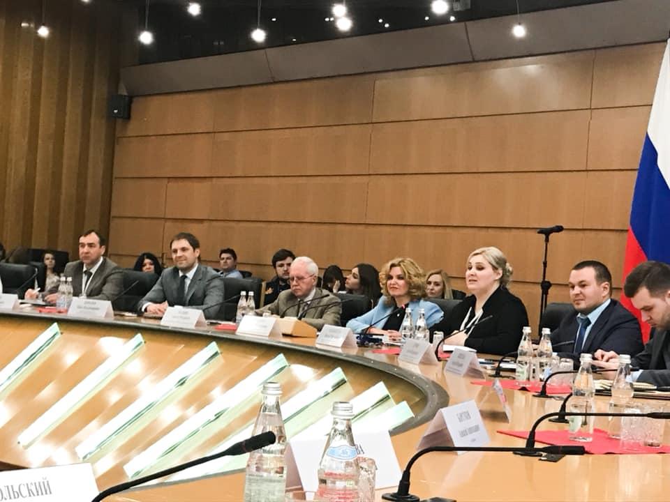 Пресс-релиз по конференции Молодежного совета (итоги 2018 года)