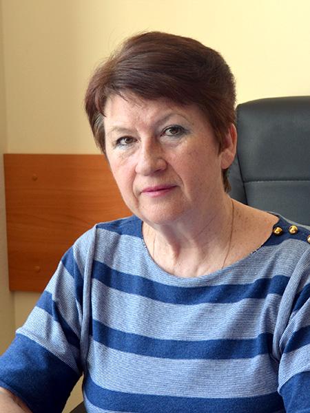 Синельникова Таисия Ивановна