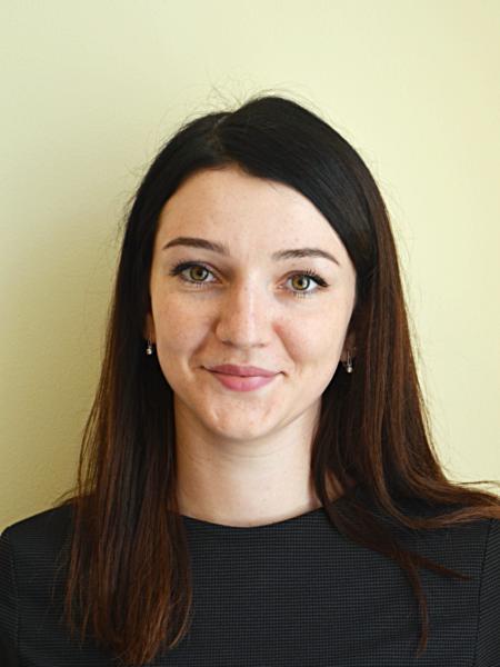 Савченко Екатерина Евгеньевна
